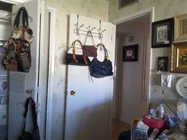 Purses, clothes, misc stuff