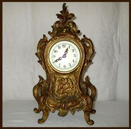 Antique Ornate Clock