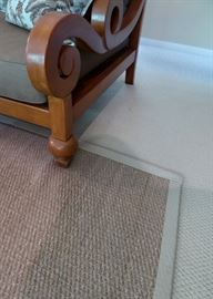 Seagrass rug 12 foot x 9 foot (there are two rugs the same)