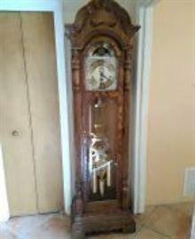 Sligh Grandfather Clock