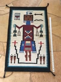 Authentic Native American Rug
