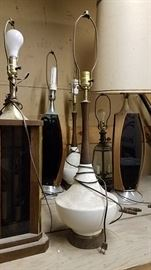 Vintage MCM Lamps