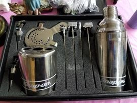 Snap On Drink Mixer Set
