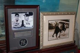 Baseball & Horse Racing