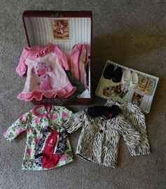 AMERICAN GIRL CLOTHING COLLECTION