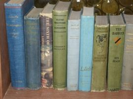 OLD BOOKS COLLECTION