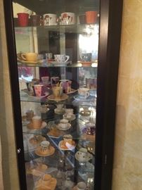 Corner Cabinet not tea cups