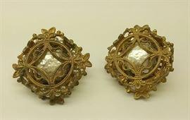 Miram Haskell earrings