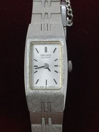Vintage Seiko quartz watch.