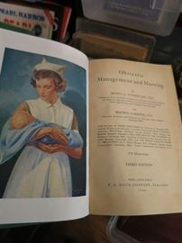 Obstetric Management And Nursing, 1946
