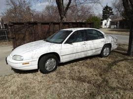1997 Chevy Lumina- 104,403 miles- Runs/Drives- Cle ...