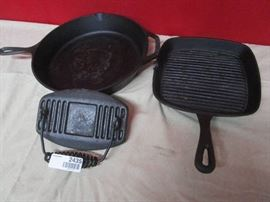 Skillets and more