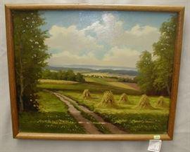 European landscape painting