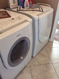Bosch washer & dryers