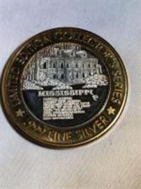 Bally Bart Fine Silver Coin