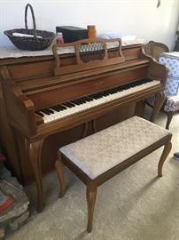 Lovely vintage piano- excellent condition