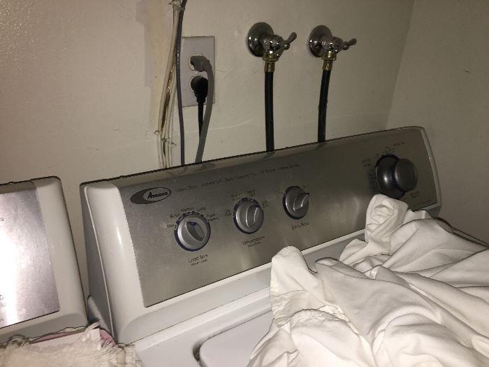 Amanda washer & dryer