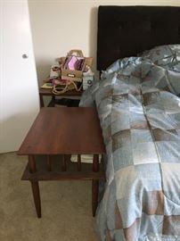 Mid century nightstand/side table