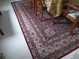 Tabriz Oriental Rug approx 8x10