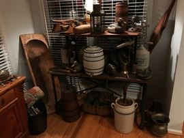 Antique, vintage and Primitive treasures