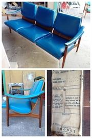Thonet Couch