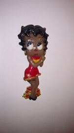 Betty Boop Wall Plaque