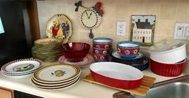 Dish Sets & More