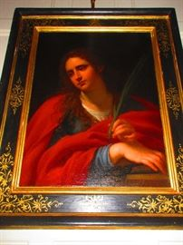 Mario Balassi (1604-1667), Florence, Mary Magdalene, oil on canvas, 35x29