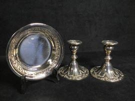 012 Gorham silver plate