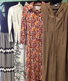 Hundreds of Vintage Dresses