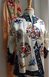 Vintage Asian Clothing