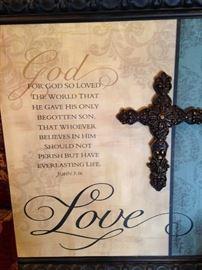 """John 3:16 """"For God so loved the world . . ."""""""
