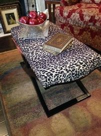 Good-looking bed bench or coffee table