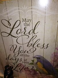 """""""May the Lord bless you all the days of your life.""""  We look forward to seeing you March 15-17th on Big Oak Dr. in Tyler."""