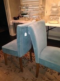 Matching parson chairs