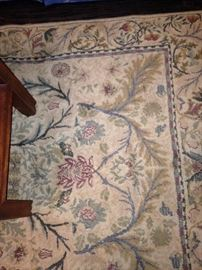 3 feet 10 inches x 5 feet 4 inches rug