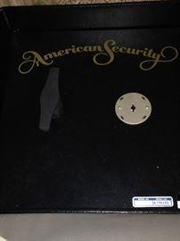 American Security safe
