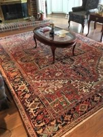 Antique Asian Rug. Sunday at half price only $1500