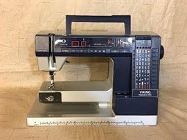 Husquavarna sewing machine