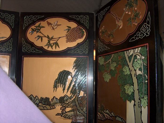 part of the 3 panel screen shown