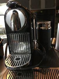 Nesspresso Coffee maker