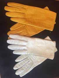 Vintage Portolano Gloves