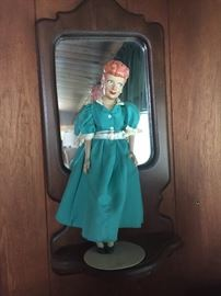 """1988 CBS special edition """"I Love Lucy"""" rubber doll.  Near Mint condition"""