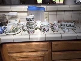 Portmeiron kitchenware