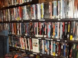 100s of movies!