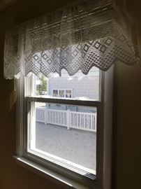 New replacement windows throughout