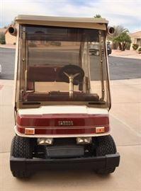 1987 GAS Yamaha Golf Cart