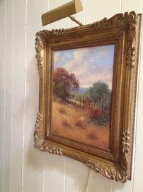Jack Terry Original Oil on Canvas