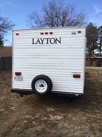 Layton Travel trailer