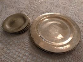 Brass Dishes Handmade   http://www.ctonlineauctions.com/detail.asp?id=696064